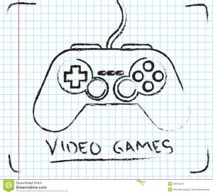 jeux-vidéo-au-dessus-d-illustration-de-vecteur-de-fond-de-places-29791679